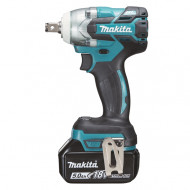 AVVITATORE A MASSA BATTENTE MAKITA 18V 4,0 Ah Li-ion