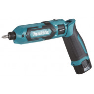 AVVITATORE A MASSA BATTENTE MAKITA 7,2V 1,0Ah Li-ion